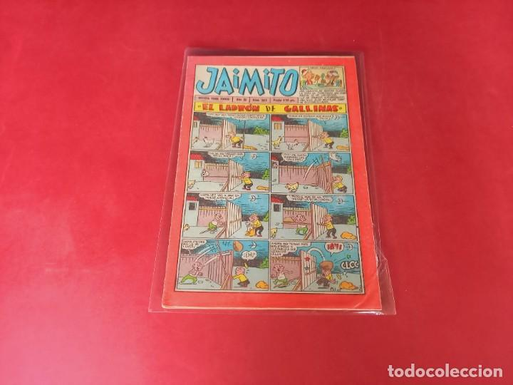 JAIMITO Nº 362 - EDITORIAL VALENCIANA (Tebeos y Comics - Valenciana - Jaimito)