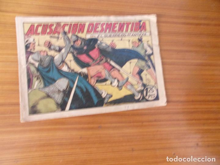 EL GUERRERO DEL ANTIFAZ Nº 97 EDITA VALENCIANA (Tebeos y Comics - Valenciana - Guerrero del Antifaz)