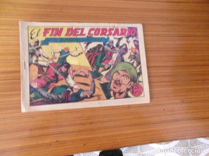 EL GUERRERO DEL ANTIFAZ Nº 94 EDITA VALENCIANA (Tebeos y Comics - Valenciana - Guerrero del Antifaz)