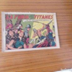 Tebeos: EL GUERRERO DEL ANTIFAZ Nº 92 EDITA VALENCIANA. Lote 243818830