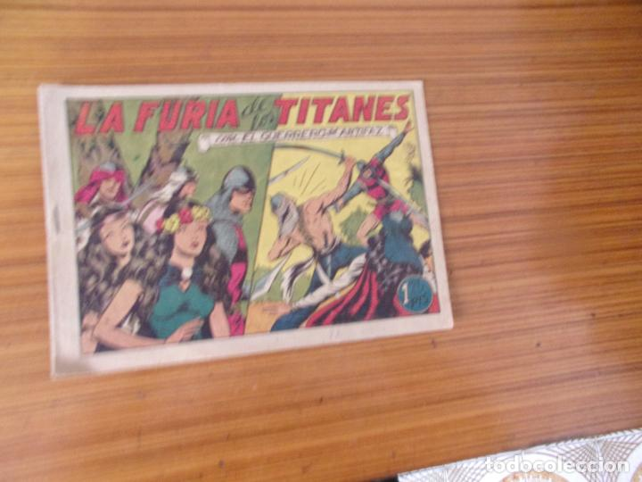 EL GUERRERO DEL ANTIFAZ Nº 92 EDITA VALENCIANA (Tebeos y Comics - Valenciana - Guerrero del Antifaz)