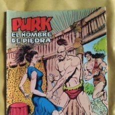 Tebeos: PURK - EL HOMBRE DE PIEDRA - N 93 - AÑO 1975 - EDIVAL-BOLSA & BACKBOARD. Lote 243855515