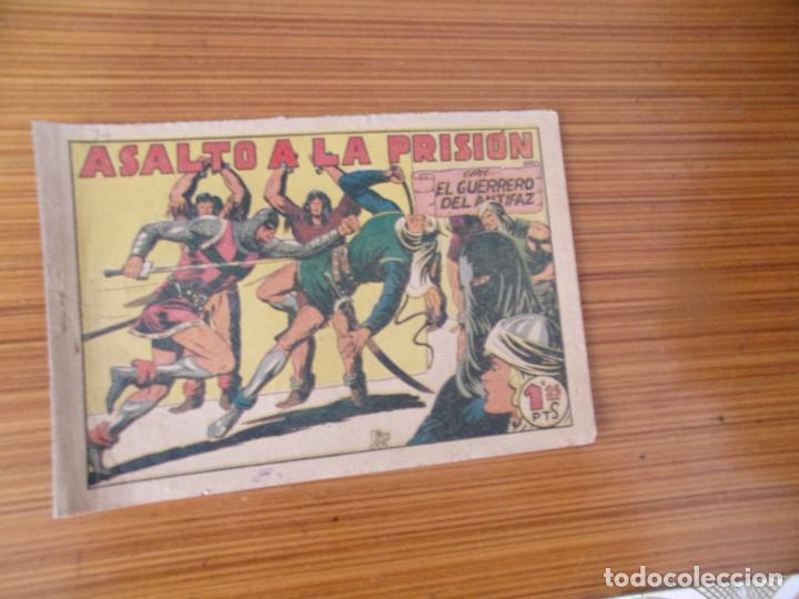 EL GUERRERO DEL ANTIFAZ Nº 74 EDITA VALENCIANA (Tebeos y Comics - Valenciana - Guerrero del Antifaz)