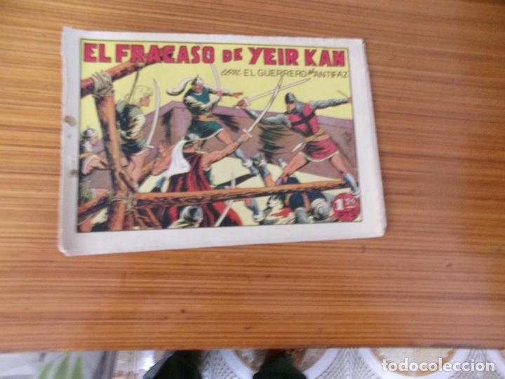 EL GUERRERO DEL ANTIFAZ Nº 72 EDITA VALENCIANA (Tebeos y Comics - Valenciana - Guerrero del Antifaz)
