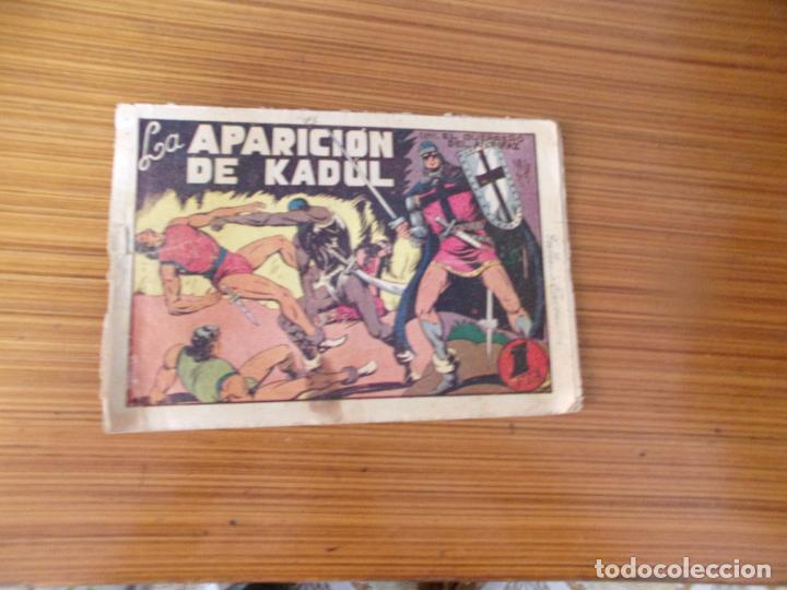 EL GUERRERO DEL ANTIFAZ Nº 43 EDITA VALENCIANA (Tebeos y Comics - Valenciana - Guerrero del Antifaz)