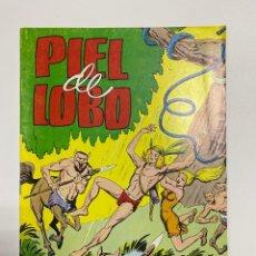 BDs: PIEL DE LOBO. Nº 4 - EL RESCATE DE LUANA. EDITORA VALENCIANA.. Lote 243996625