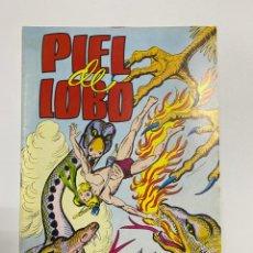 BDs: PIEL DE LOBO. Nº 7 - LA HIDRA DE LAS 7 CABEZAS. EDITORA VALENCIANA.. Lote 243996955