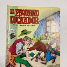 BDs: EL PEQUEÑO LUCHADOR. Nº 21 - EL PRIMER ENCUENTRO. EDITORA VALENCIANA. Lote 243997865