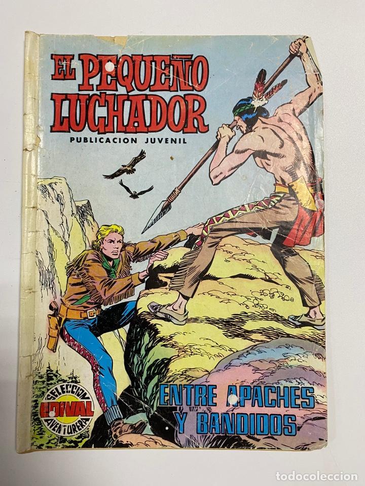 EL PEQUEÑO LUCHADOR. Nº 2 - ENTRE APACHES Y BANDIDOS . EDITORA VALENCIANA (Tebeos y Comics - Valenciana - Pequeño Luchador)