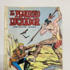 Tebeos: EL PEQUEÑO LUCHADOR. Nº 2 - ENTRE APACHES Y BANDIDOS . EDITORA VALENCIANA. Lote 243997920