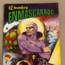 """Tebeos: EL HOMBRE ENMASCARADO """"LA GRAN CARRERA"""" N 2 J.L.BLUME. Lote 244528910"""