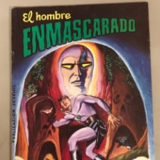 """Tebeos: EL HOMBRE ENMASCARADO """"EL FALSO HOMBRE ENMASCARADO"""" N 4 J.L.BLUME. Lote 244529015"""