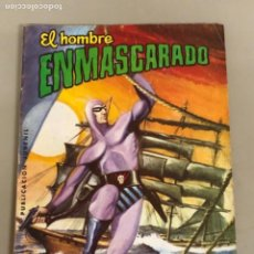 """Tebeos: EL HOMBRE ENMASCARADO """"NAVEGANDO BAJO EL PELIGRO"""" N 12 J.L.BLUME. Lote 244529115"""