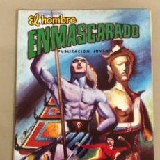 """Tebeos: EL HOMBRE ENMASCARADO """"SENTENCIA DE CATÁSTROFE"""" N 24 J.L.BLUME. Lote 244529375"""