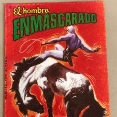 """Tebeos: EL HOMBRE ENMASCARADO """"LA ROCA FANTASMAL"""" N 25 J.L.BLUME. Lote 244529425"""