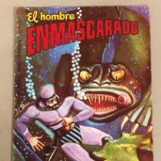 "Tebeos: EL HOMBRE ENMASCARADO ""EL SECRETO DE LA BAHIA DE SANLOI"" N 32 J.L.BLUME. Lote 244530290"