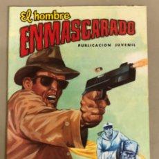 """Tebeos: EL HOMBRE ENMASCARADO """"LA CORONA DE IVAN EL TERRIBLE"""" N 42 J.L.BLUME. Lote 244530435"""