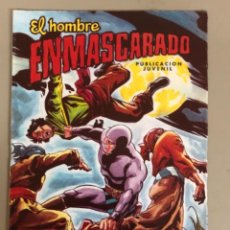 """Tebeos: EL HOMBRE ENMASCARADO """"LA TRAMPA"""" N 45 J.L.BLUME. Lote 244530555"""