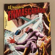"""Tebeos: EL HOMBRE ENMASCARADO """"EL MISTERIO DEL RIO"""" N 49 J.L.BLUME. Lote 244530675"""