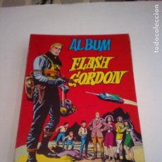 Tebeos: ALBUM FLASH GORDON - COLECCIÓN COMPLETA - 8 ALBUM - EDITORIAL VALENCIANA - BUEN ESTADO - GORBAUD. Lote 244593295
