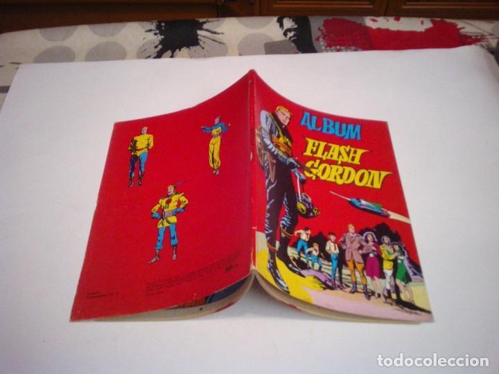 Tebeos: ALBUM FLASH GORDON - COLECCIÓN COMPLETA - 8 ALBUM - ED VALENCIANA - BUEN ESTADO - cj 106 - GORBAUD - Foto 6 - 244593295