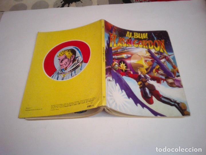 Tebeos: ALBUM FLASH GORDON - COLECCIÓN COMPLETA - 8 ALBUM - ED VALENCIANA - BUEN ESTADO - cj 106 - GORBAUD - Foto 12 - 244593295