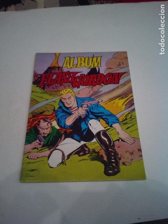 ALBUM FLASH GORDON - NUMERO 2 - EDITORIAL VALENCIANA - BUEN ESTADO - GORBAUD - CJ 106 (Tebeos y Comics - Valenciana - Otros)