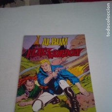 Tebeos: ALBUM FLASH GORDON - NUMERO 2 - EDITORIAL VALENCIANA - BUEN ESTADO - GORBAUD. Lote 244596335