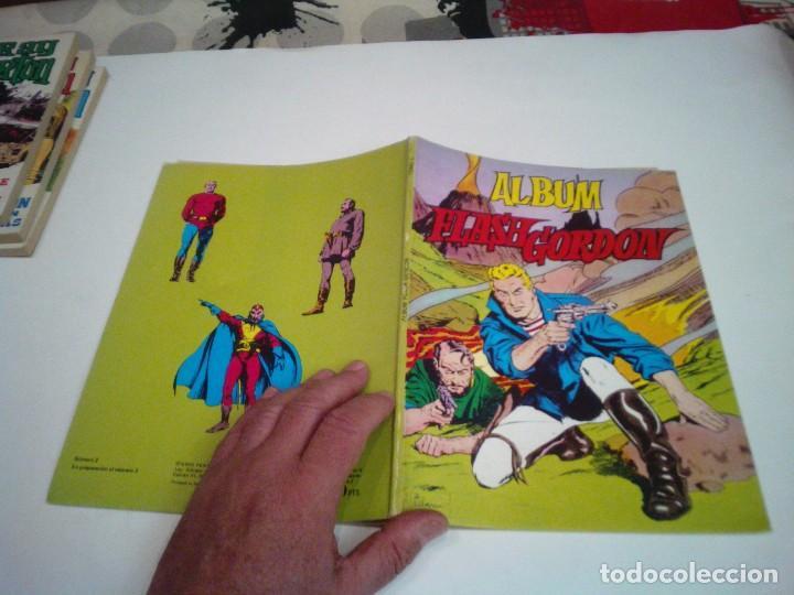 Tebeos: ALBUM FLASH GORDON - NUMERO 2 - EDITORIAL VALENCIANA - BUEN ESTADO - GORBAUD - cj 106 - Foto 4 - 244596335