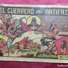 Giornalini: EL GUERRERO DEL ANTIFAZ . Nº 1 . VALENCIANA . ORIGINAL. Lote 244620280