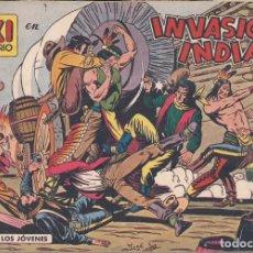 Tebeos: YUKI EL TEMERARIO Nº 4: INVASIÓN INDIA. Lote 244872715