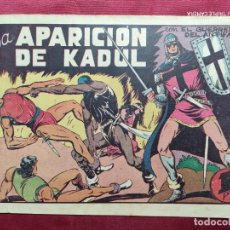 Tebeos: LA APARICION DE KADUL CON EL GUERRERO DEL ANTIFAZ . Nº 43. VALENCIANA . ORIGINAL. Lote 244937380