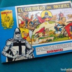 Tebeos: LOTE EL GUERRERO DEL ANTIFAZ HOMENAJE A MANUEL GAGO. Lote 244956005