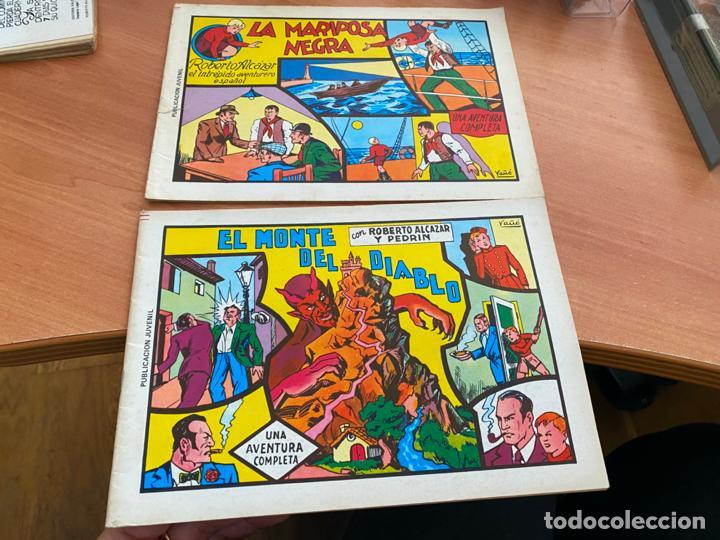 Tebeos: ROBERTO ALCAZAR Y PEDRIN LOTE 139 EJEMPLARES EDICIÓN 1981 A 1984 (HAB) - Foto 5 - 245004115