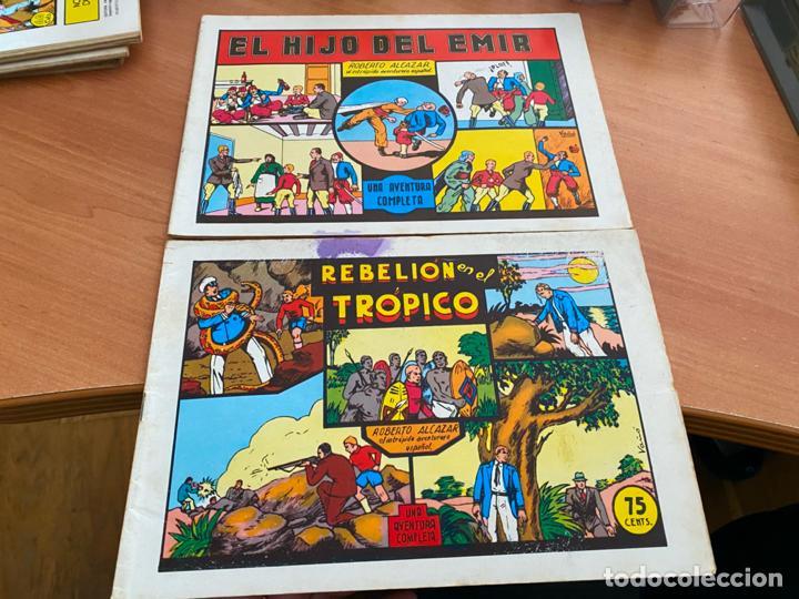 Tebeos: ROBERTO ALCAZAR Y PEDRIN LOTE 139 EJEMPLARES EDICIÓN 1981 A 1984 (HAB) - Foto 7 - 245004115