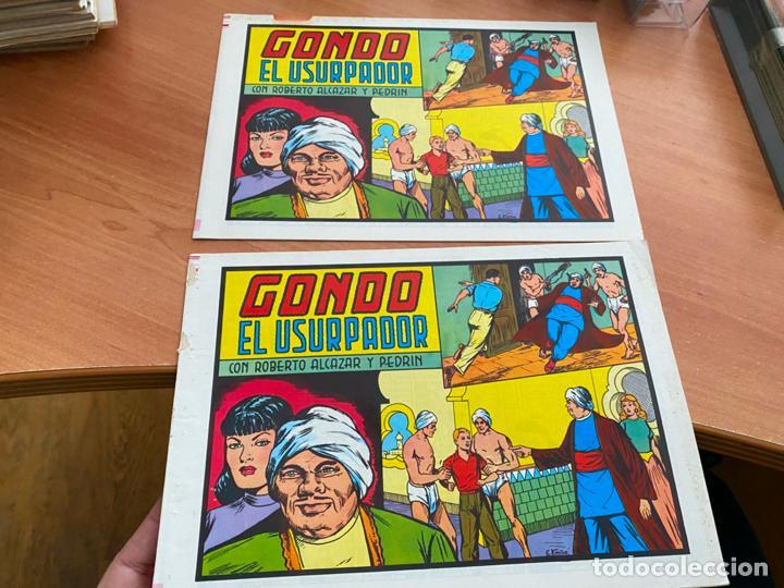 Tebeos: ROBERTO ALCAZAR Y PEDRIN LOTE 139 EJEMPLARES EDICIÓN 1981 A 1984 (HAB) - Foto 8 - 245004115