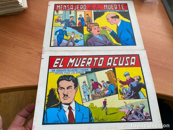Tebeos: ROBERTO ALCAZAR Y PEDRIN LOTE 139 EJEMPLARES EDICIÓN 1981 A 1984 (HAB) - Foto 10 - 245004115