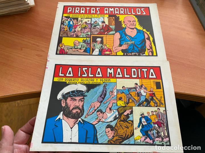 Tebeos: ROBERTO ALCAZAR Y PEDRIN LOTE 139 EJEMPLARES EDICIÓN 1981 A 1984 (HAB) - Foto 11 - 245004115