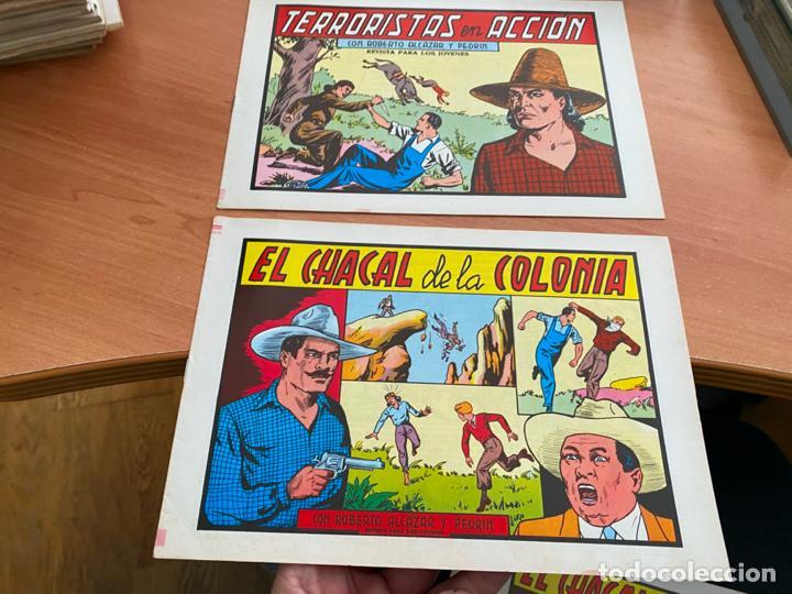 Tebeos: ROBERTO ALCAZAR Y PEDRIN LOTE 139 EJEMPLARES EDICIÓN 1981 A 1984 (HAB) - Foto 12 - 245004115