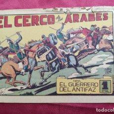 Tebeos: EL CERCO DE LOS ÁRABES CON EL GUERRERO DEL ANTIFAZ . Nº 53. VALENCIANA . ORIGINAL. Lote 245119865