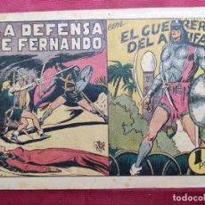 Tebeos: LA DEFENSA DE FERNANDO CON EL GUERRERO DEL ANTIFAZ . Nº 60. VALENCIANA . ORIGINAL. Lote 245292550