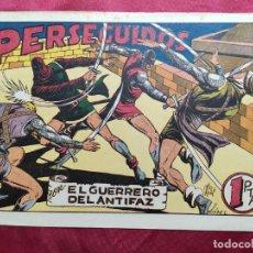 Tebeos: PERSEGUIDOS CON EL GUERRERO DEL ANTIFAZ . Nº 69. VALENCIANA . ORIGINAL. Lote 245490245