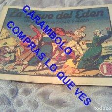 Tebeos: ROBERTO ALCAZAR Y PEDRIN Nº 139 LA LLAVE DEL EDEN ORIGINAL EDITORIAL VALENCIANA TB1. Lote 245497680