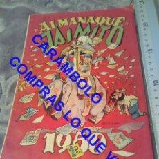 Tebeos: ALMANAQUE JAIMITO 1950 EDITORIAL VALENCIANA TEBEO TB1. Lote 245500640