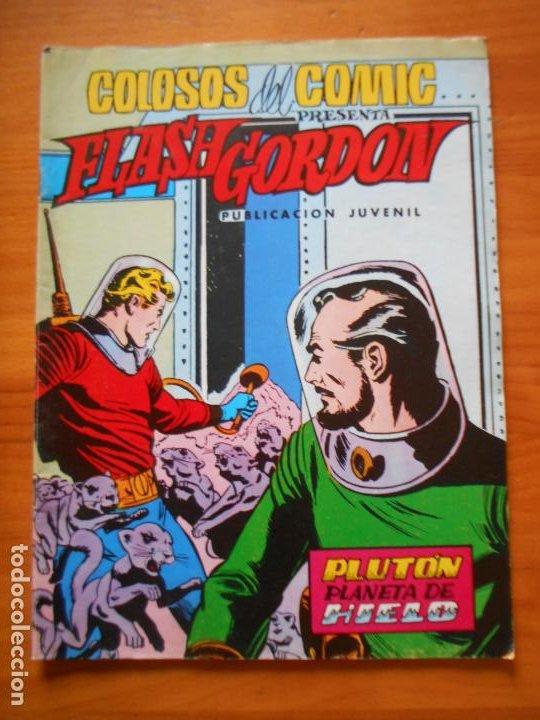 FLASH GORDON Nº 23 - COLOSOS DEL COMIC - VALENCIANA (B1) (Tebeos y Comics - Valenciana - Colosos del Comic)