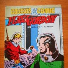 Tebeos: FLASH GORDON Nº 23 - COLOSOS DEL COMIC - VALENCIANA (B1). Lote 245558110