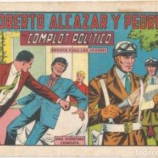 Tebeos: ROBERTO ALCÁZAR Y PEDRÍN Nº 704 ORIGINAL. 2 PTA. RAZONABLE ESTADO GENERAL. Lote 246227125