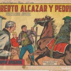 Tebeos: ROBERTO ALCÁZAR Y PEDRÍN Nº 789 ORIGINAL. 2 PTA. RAZONABLE ESTADO GENERAL. Lote 246228595