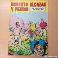 Tebeos: ROBERTO ALCAZAR Y PEDRIN - EL MANDARIN CHAO-KUNG. VALENCIANA. NUM 70. Lote 246309815