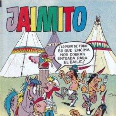 Tebeos: JAIMITO Nº 1688 ÚLTIMO NÚMERO EDITORIAL VALENCIANA. Lote 246421355